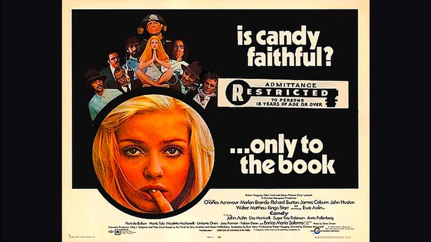 Candy - Trailer