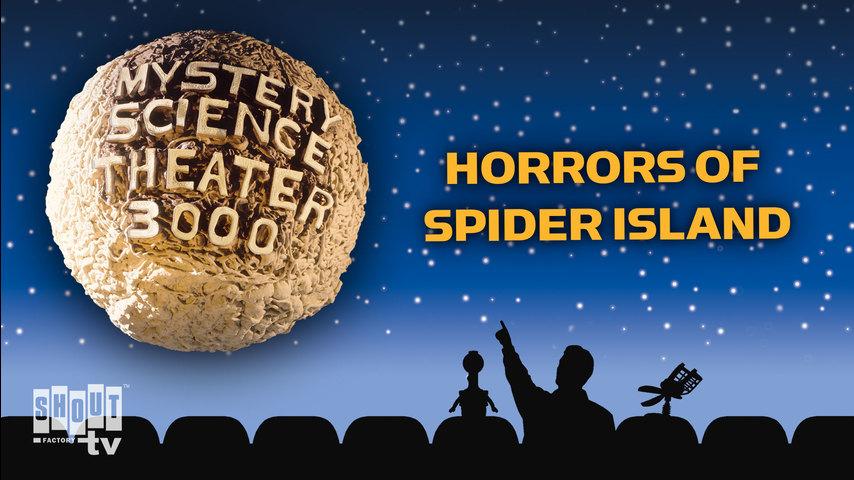 MST3K: Horrors of Spider Island
