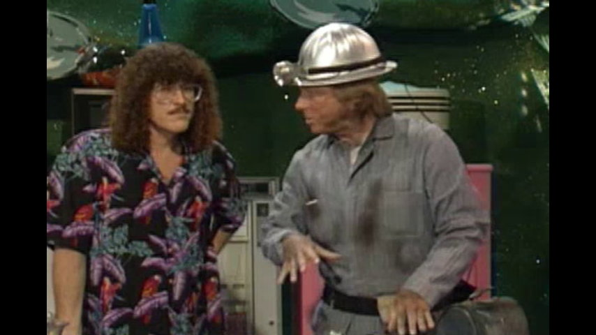 The Weird Al Show: Mining Accident