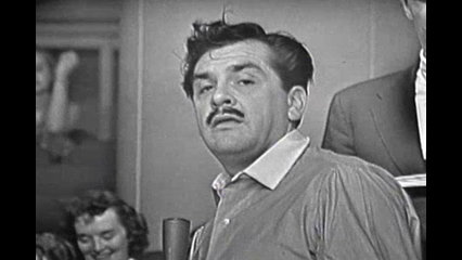 The Ernie Kovacs Collection: June 12, 1956