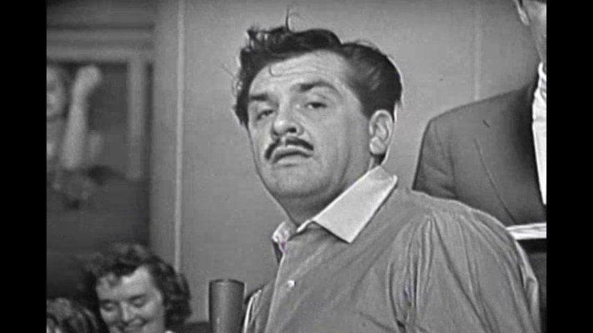 The Ernie Kovacs Show - June 12, 1956