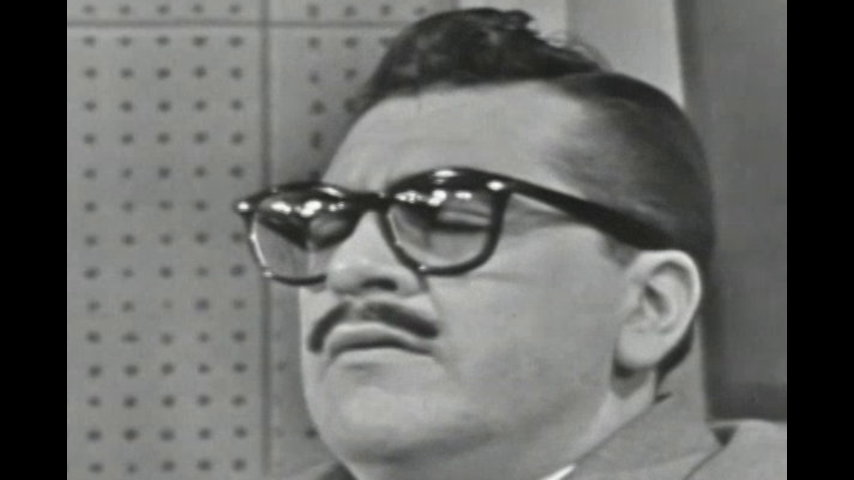 The Ernie Kovacs Show - March 15, 1956