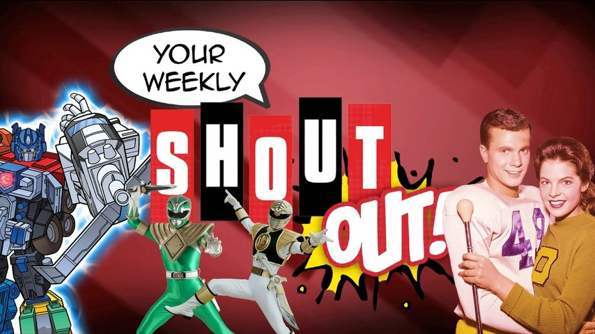 Green Ranger VS. White Ranger And More - Weekly Shout Out! Episode 44