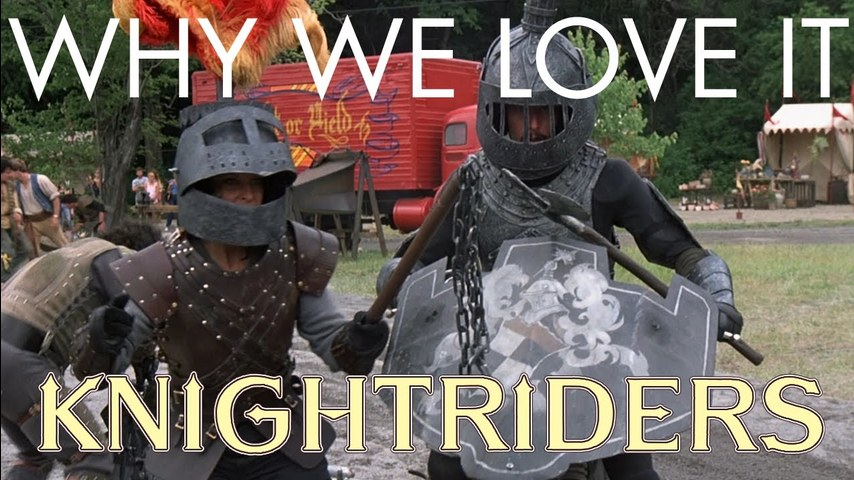 Knightriders - Why We Love It