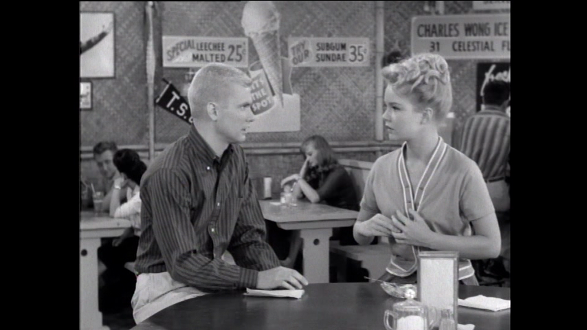 The Many Loves Of Dobie Gillis: S1 E3 - Love Is A Science