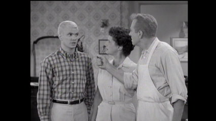 The Many Loves Of Dobie Gillis: S1 E4 - The Right Triangle