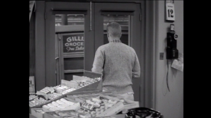 The Many Loves Of Dobie Gillis: S1 E10 - It Takes Two