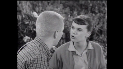 The Many Loves Of Dobie Gillis: S1 E21 - Dobie Spreads A Rumor