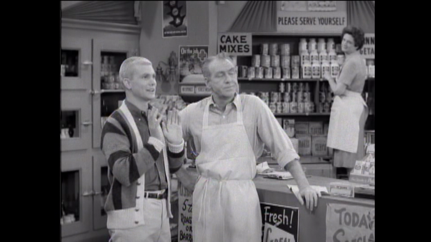The Many Loves Of Dobie Gillis: S1 E24 - Dobie's Navy Blues