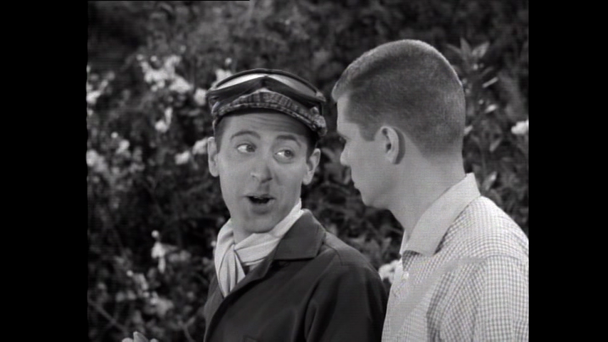 The Many Loves Of Dobie Gillis: S1 E33 - Competition Is The Life Of Trade