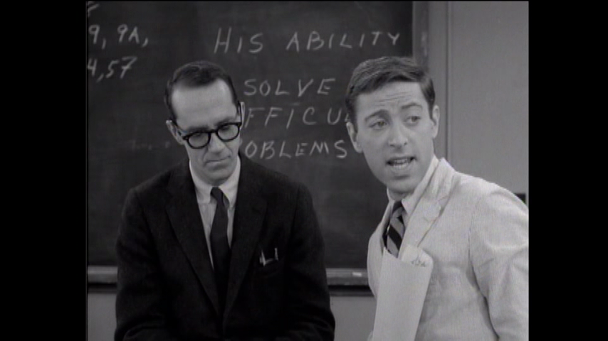 The Many Loves Of Dobie Gillis: S1 E34 - The French, They Are A Funny Race