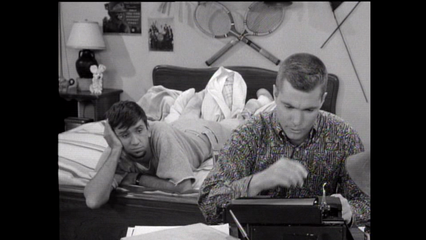 The Many Loves Of Dobie Gillis: S2 E2 - You Ain't Nuthin' But A Houn' Dog