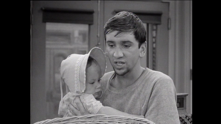 The Many Loves Of Dobie Gillis: S2 E3 - Baby Talk