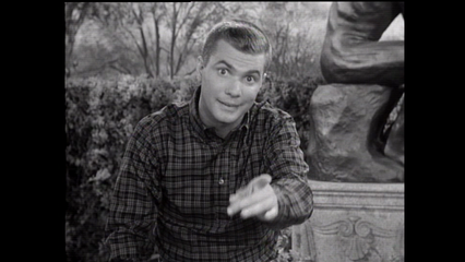 The Many Loves Of Dobie Gillis: S2 E4 - Dobie Goes Beatnik