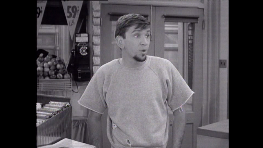 The Many Loves Of Dobie Gillis: S2 E6 - The Face That Stopped The Clock