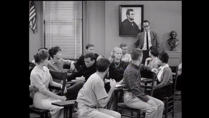 The Many Loves Of Dobie Gillis: S2 E8 - Around My Room In 80 Days