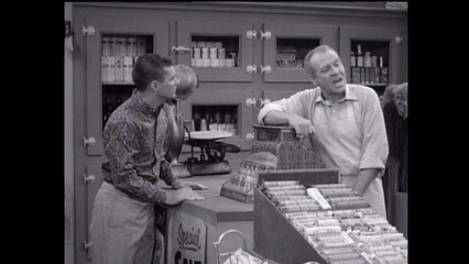 The Many Loves Of Dobie Gillis: S2 E12 - The Day The Teachers Disappeared