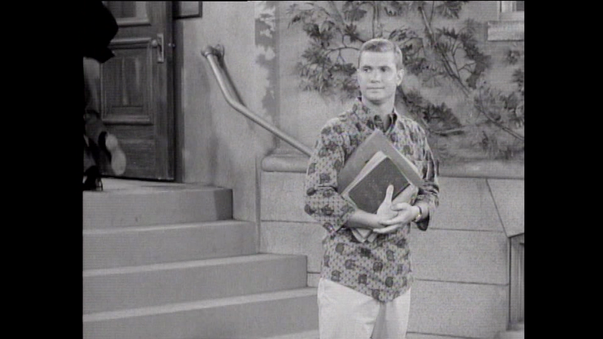 The Many Loves Of Dobie Gillis: S2 E13 - What's My Lion?