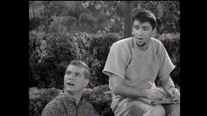 The Many Loves Of Dobie Gillis: The Bitter Feud of Dobie and Maynard