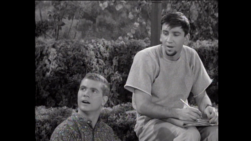 The Many Loves Of Dobie Gillis: S2 E16 - The Bitter Feud Of Dobie And Maynard