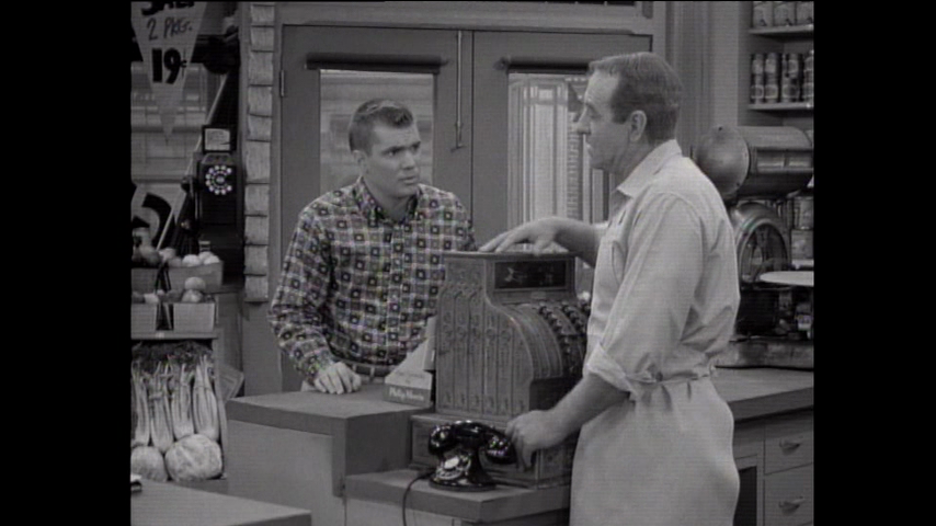 The Many Loves Of Dobie Gillis: S2 E21 - Dobie vs. The Machine
