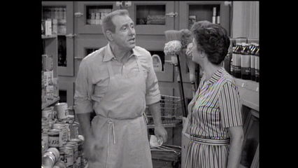 The Many Loves Of Dobie Gillis: S2 E19 - Will Success Spoil Dobie's Mother?