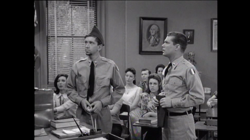 The Many Loves Of Dobie Gillis: S2 E34 - Goodbye, Mr. Pomfritt, Hello, Mr. Chips