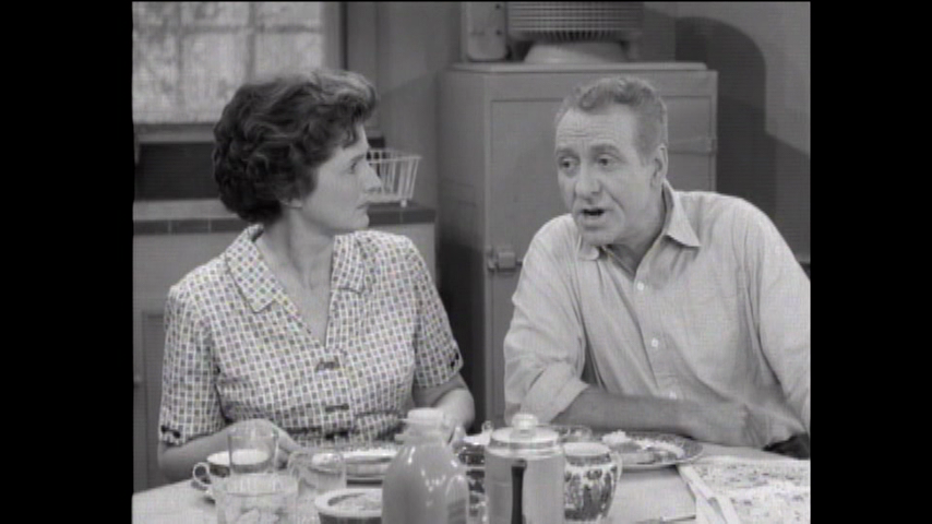 The Many Loves Of Dobie Gillis: S1 E28 - Live Alone And Like It