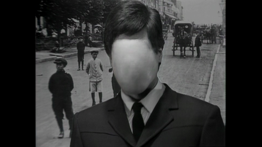 The Man Without a Face, Part 2