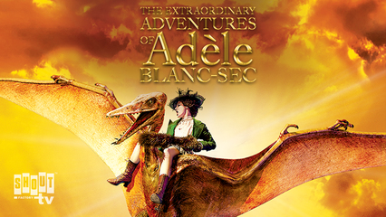 The Extraordinary Adventures Of Adele Blanc-Sec (Director's Cut)