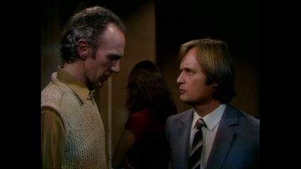 Sapphire And Steel: S3 E6 - The Creature's Revenge: Part 6