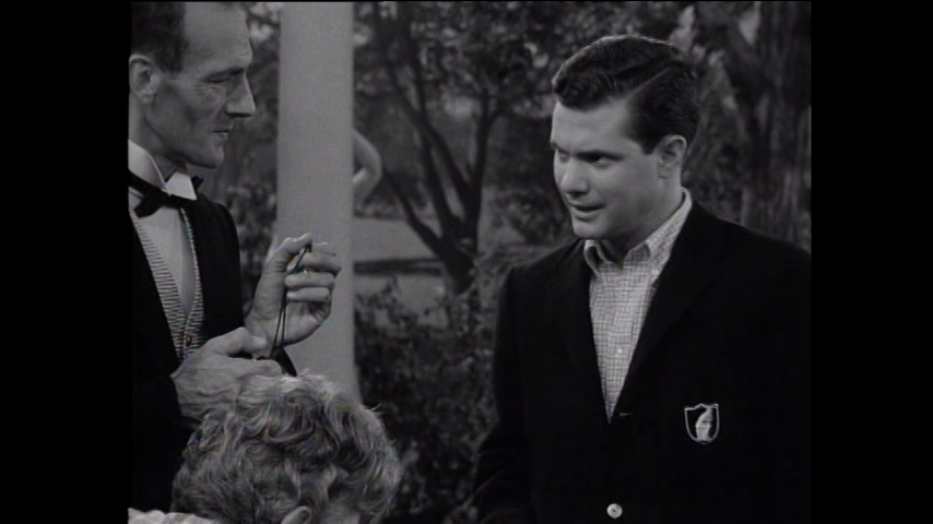 The Many Loves Of Dobie Gillis: S4 E7 - Like Hi, Explosives