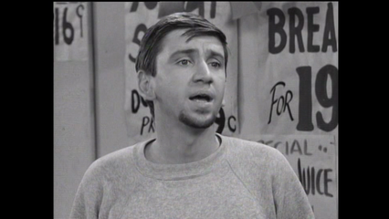 The Many Loves Of Dobie Gillis: S4 E18 - And Now A Word From Our Sponsor
