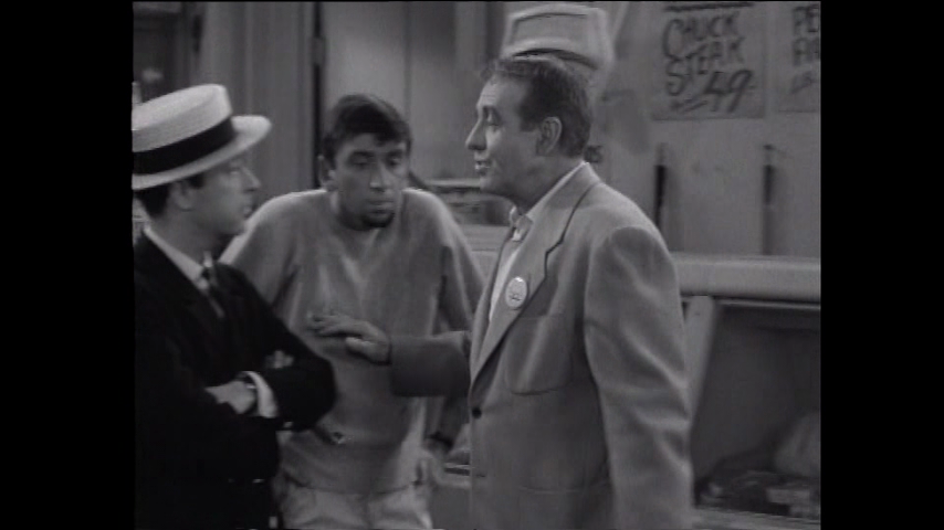 The Many Loves Of Dobie Gillis: S4 E19 - Two For The Whipsaw