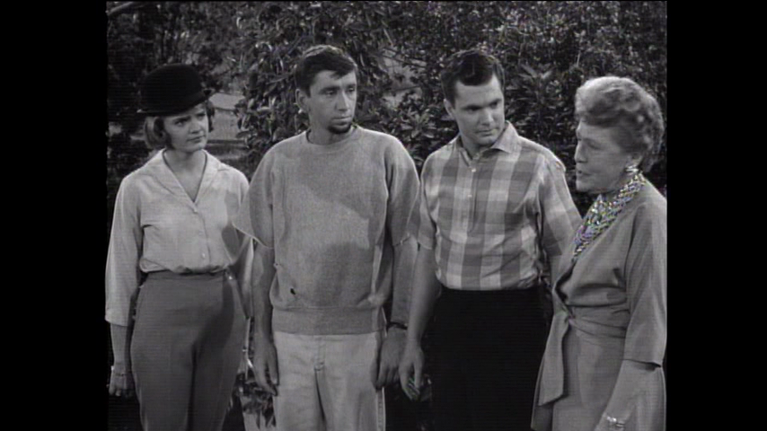 The Many Loves Of Dobie Gillis: S4 E28 - Now I Lay Me Down To Steal