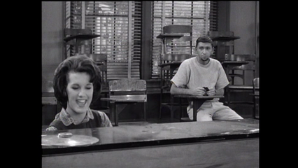 The Many Loves Of Dobie Gillis: S4 E33 - There's A Broken Light For Every Heart On Broadway