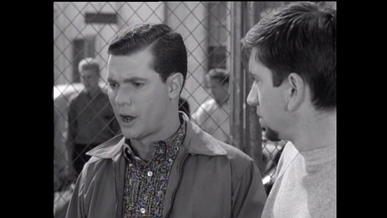The Many Loves Of Dobie Gillis: S3 E1 - The Ruptured Duck