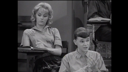 The Many Loves Of Dobie Gillis: S3 E10 - This Town Ain't Big Enough For Me And Robert Browning