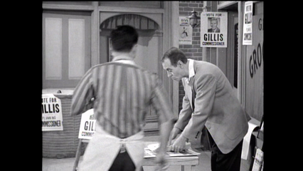 The Many Loves Of Dobie Gillis: S3 E14 - I Do Not Choose To Run