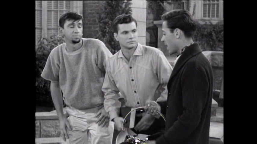 The Many Loves Of Dobie Gillis: S3 E15 - Happiness Can't Buy Money