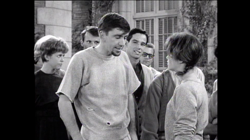 The Many Loves Of Dobie Gillis: S3 E18 - Girls Will Be Boys