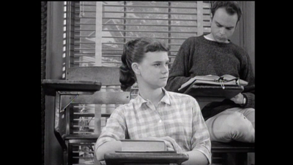 The Many Loves Of Dobie Gillis: S3 E26 - The Truth Session