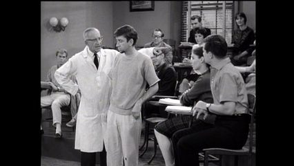 The Many Loves Of Dobie Gillis: S3 E28 - The Sweet Success Of Smell