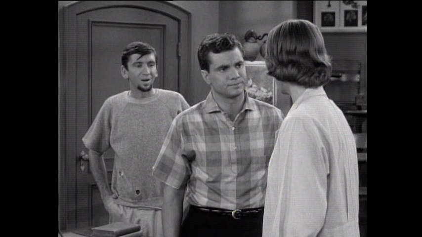 The Many Loves Of Dobie Gillis: S3 E31 - It Takes A Heap O' Livin' To Make A Cave A Home