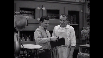 The Many Loves Of Dobie Gillis: Move Over, Perry Mason