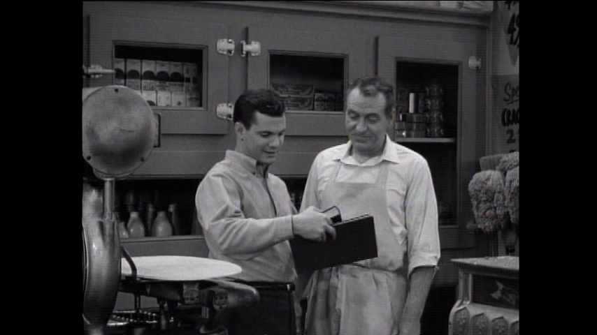 The Many Loves Of Dobie Gillis: S3 E3 - Move Over, Perry Mason