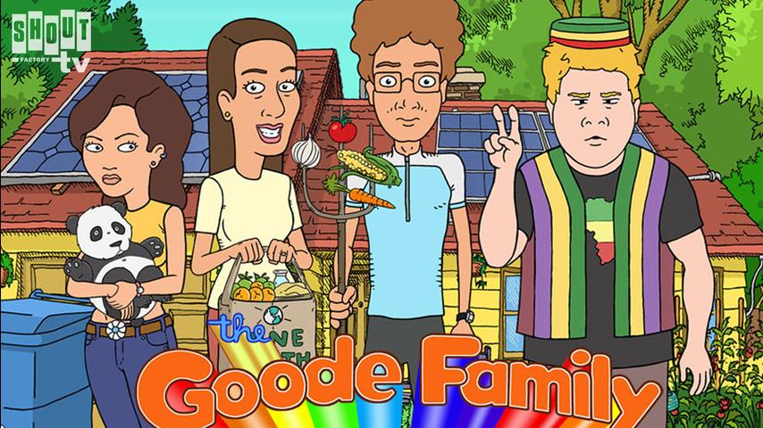 The Goode Family: Graffiti in Greenville
