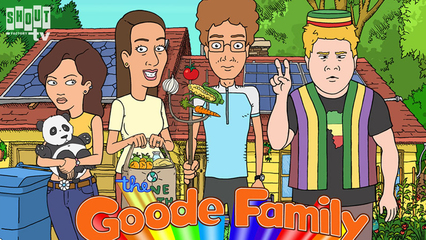 The Goode Family: S1 E10 - Public Disturbance