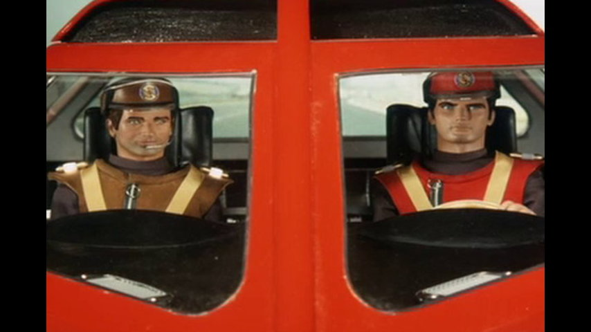 Captain Scarlet And The Mysterons: S1 E1 - The Mysterons