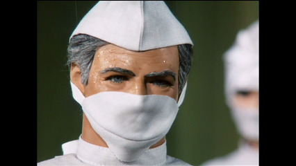 Captain Scarlet And The Mysterons: S1 E8 - Operation Time